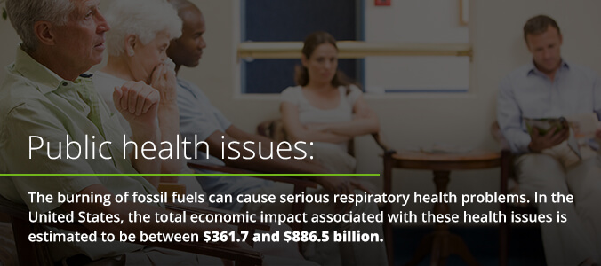 fossil fuel health issues