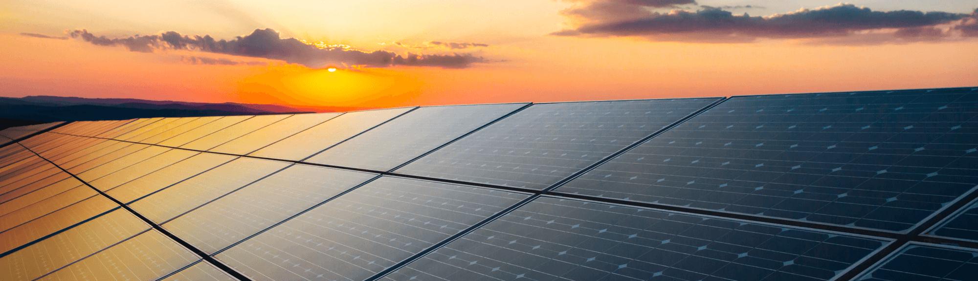 Commercial Solar Banner